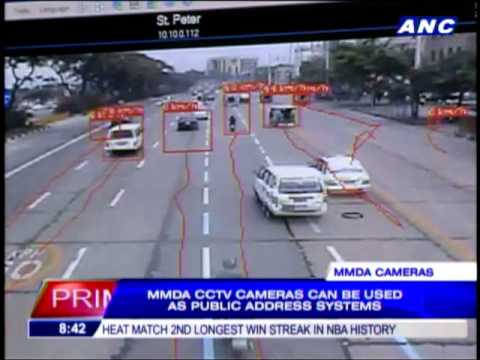 100 new CCTV cameras installed in Metro Manila