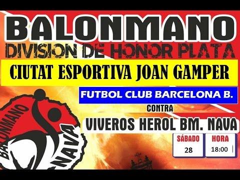 Fc barcelona b viveros herol bm nava youtube for Viveros barcelona