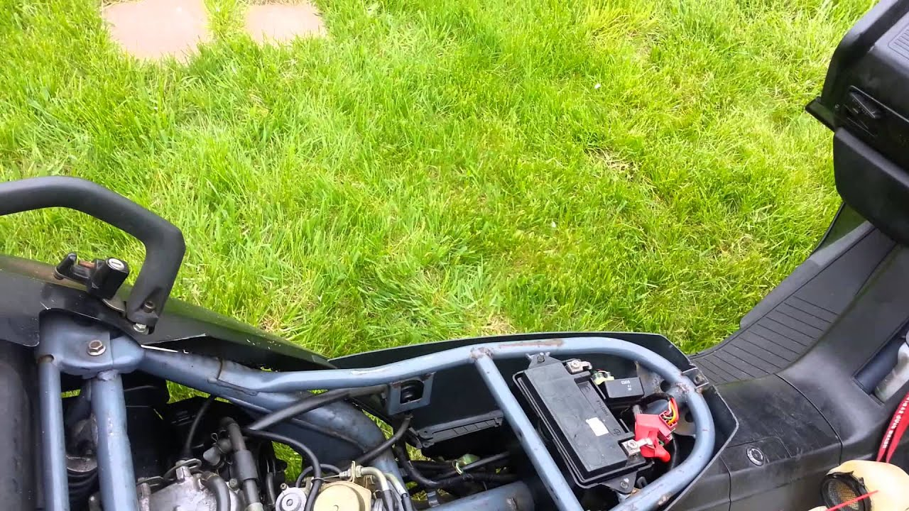 1995 Honda Helix Wont Start Need Help Youtube Reflex Wiring Diagram