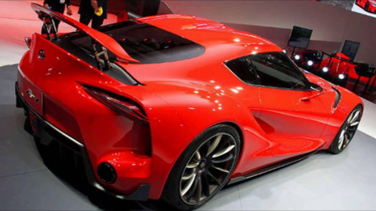 2016 2017 Toyota Supra Sport New Price Release Date Specs Youtube