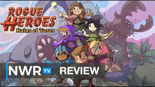 Rogue Heroes: Ruins of Tasos (Switch) Review (Video Game Video Review)