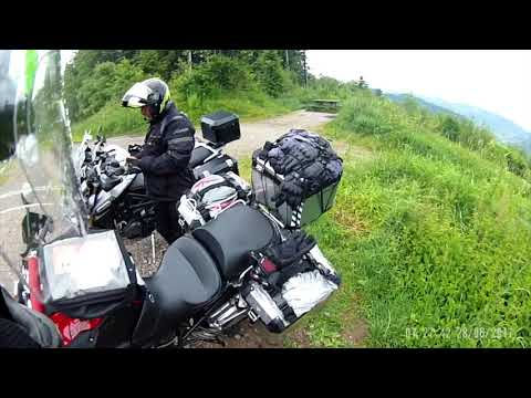 B500 Germany 🇩🇪 The Three Pears Motorcycle Group Alpine Tour 2017