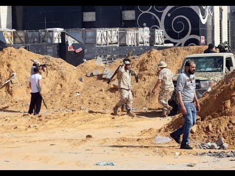 تقدم جديد للجيش الوطني الليبي شرقا  - نشر قبل 11 ساعة