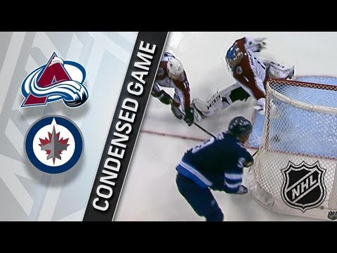Colorado Avalanche vs Winnipeg Jets – Feb. 16, 2018 | Game Highlights | NHL 2017/18. Обзор