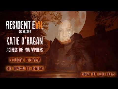 Resident Evil 7 Podcast Katie O&39;Hagan