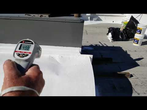 Benefits of Elastomeric Roof Coating in Arizona - Kendrick Mayer