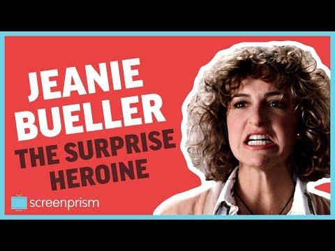 Jeanie Bueller: The Surprise Heroine of Ferris Bueller's Day Off