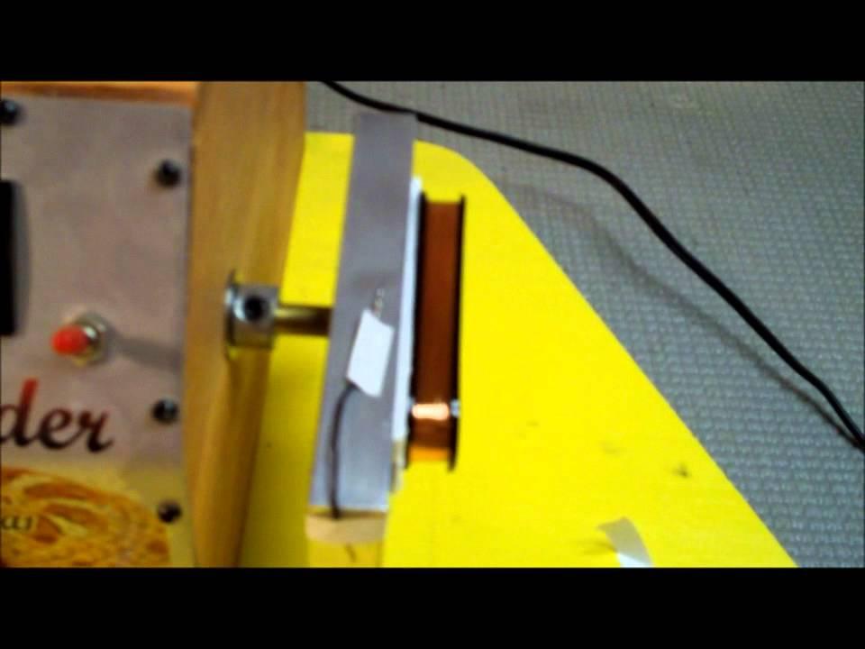 Home made guitar pickup (humbucker pt 1)