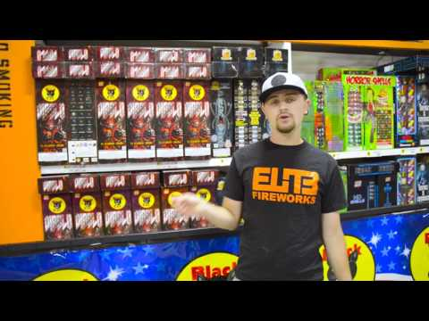 Elite Fireworks Supercenter Store Tour 2017