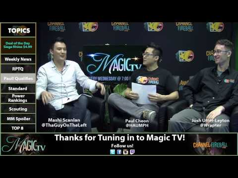 Magic TV - News and Standard at the RPTQ and SSL