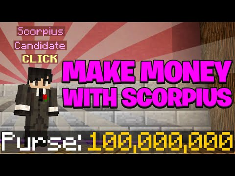 How To MAKE MONEY with MAYOR SCORPIUS - The Complete Darker Auctions Guide + FREE 1 MILLION COINS