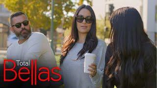 Nikki gets mad after Brie talks to Artem about her postpartum depression: Total Bellas, Jan 28, 2021