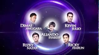 Nominasi Aktor Utama Paling Ngetop (SCTV Awards 2015)