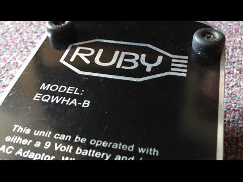 Dunlop GCB95 Circuit Board - Upgrading A Cheap Wah