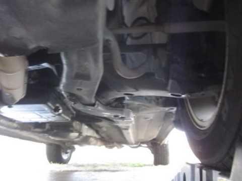 DIY - 2004 Subaru Forester Splash Shield removal - YouTube