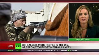 Why Are Americans So Depressed? Dr Palmer on RT America