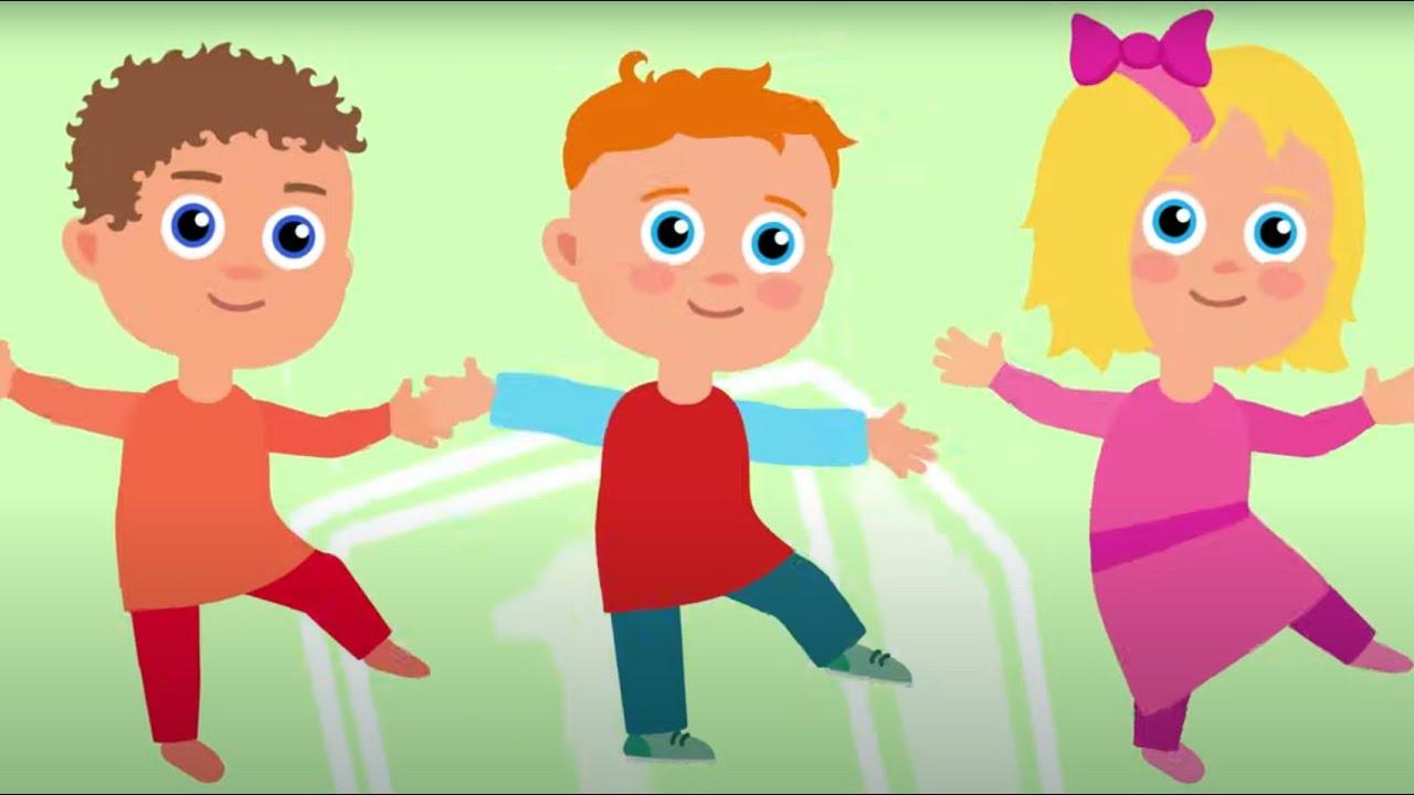 САДИК - Про Детский Сад - Песенки для детей про домашних животных - Трактор Гоша