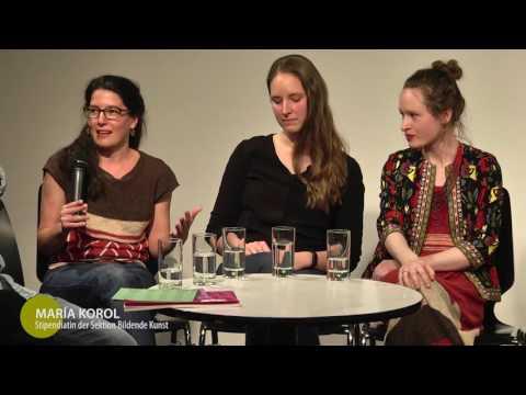 Agora Artes, Akademie der Künste, Berlin 2017 - panel discussion