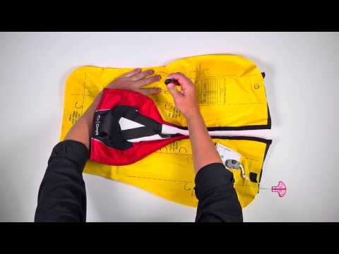 Onyx M-24 Life Jacket Overview - Rearming and Repacking Instructions