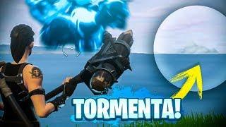 **TEMPORADA 7** SE ACERCA UNA TORMENTA!!? FORTNITE: Battle Royale