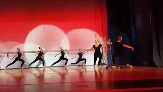07.12.2018 КМТИ им. Вишневской. Первый отчетный концерт отделения современной хореографии