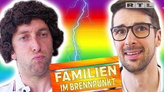 Familien im Brennpunkt Parodie - Der schwule Tommy!
