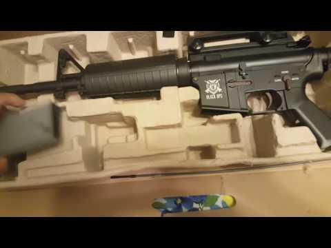 EVIKE BONEYARD M4 WITH METAL GEARBOX