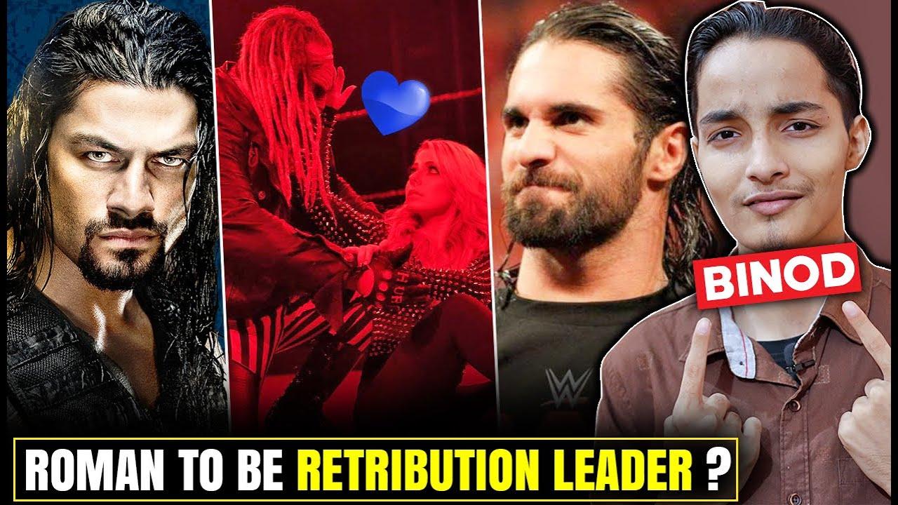 I Am BINOD😎? Roman Retribution Leader? Alexa/Fiend Ki LOVE-STORY, Willow Hardy Debut, Seth Rollins