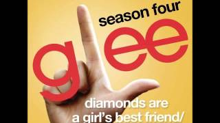 Glee - Diamonds Are A Girl