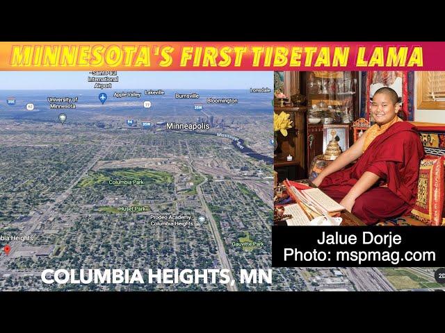 Minnesota's First Tibetan Lama