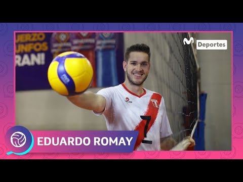 Eduardo Romay nos