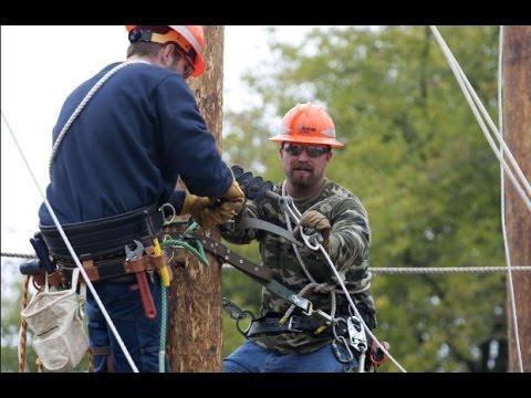 World's Dangerous Jobs - High Voltage Documentary - History TV