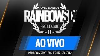 [R6] Pro League - Season 2 - Final - BLACK DRAGONS VS INTZ E BRK VS TEAM FONTT