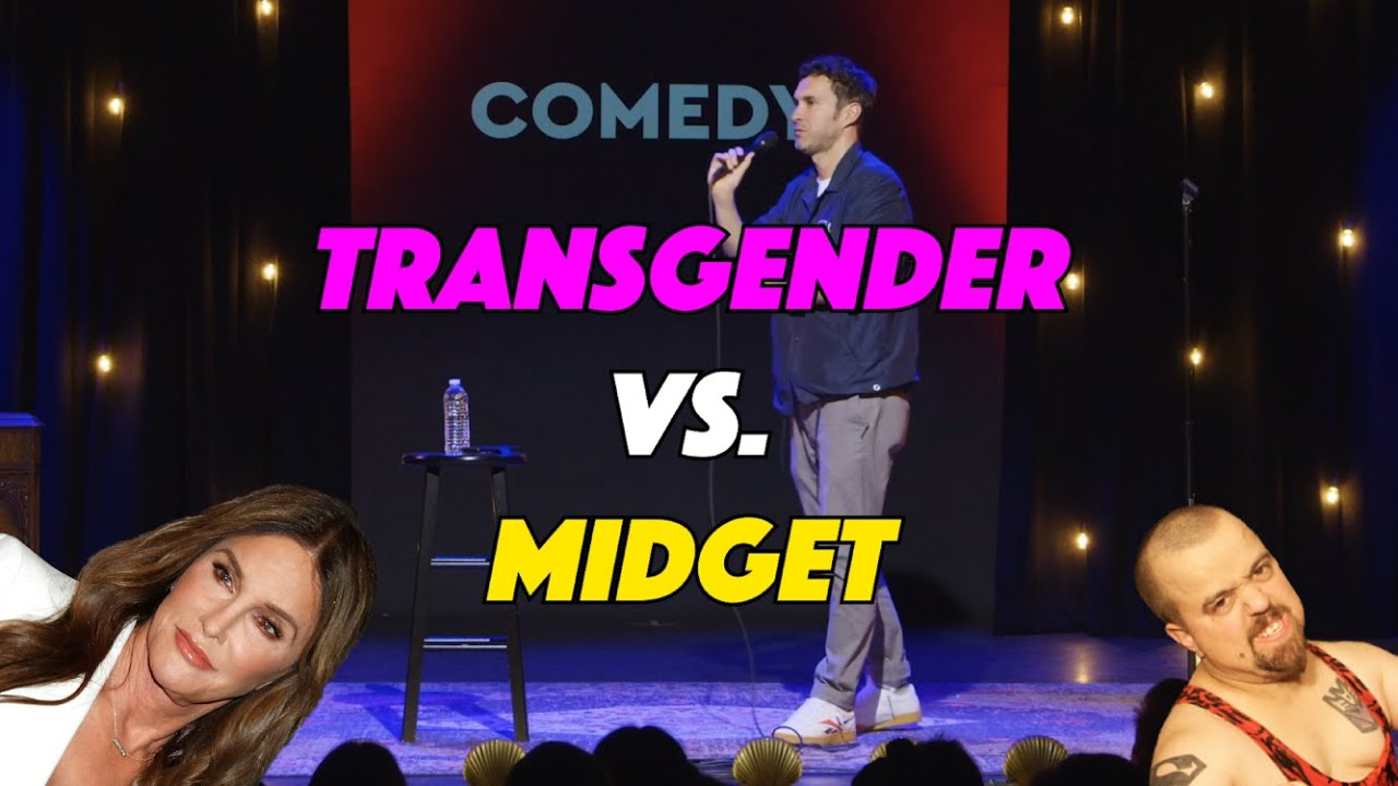 Trans vs. Midget - Mark Normand