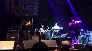 Illya Kuryaki - Fabrico Cuero/Es Tuya Juan/No Way José/Abarajame (Aniversario 10 Reactor105.7FM)
