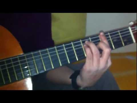 Cheb Khaled | Outlandish - Aicha Guitar Tutorial Lesson Easy Song For Beginners