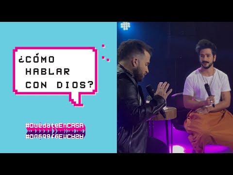 ¿Cómo hablar con Dios? | Pr. Ezequiel Fattore y Camilo Echeverry | Camilo en CASA