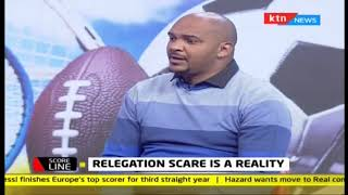Relegation scare is a reality  | KTN SCORELINE