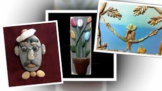 Best Pebble Art Ideas.| Stone Art Designs. DIY & Crafts Ideas