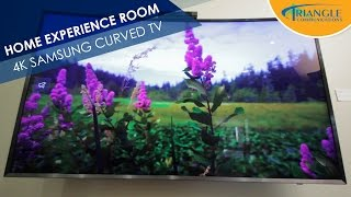 4K Samsung Curved TV Review