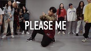 Please Me - Cardi B & Bruno Mars / Jinwoo Yoon Choreography
