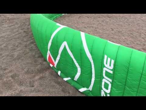 Ozone R1V1 kites