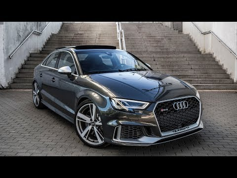 FINALLY! 400hp AUDI RS3 SEDAN (5cyl,Turbo) - SHAPE WE'VE BEEN WAITING FOR