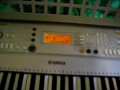 yamaha ypt 300 digital piano keyboard with stand youtube rh youtube com Yamaha PSR E303 Manual yamaha ypt 300 manual download