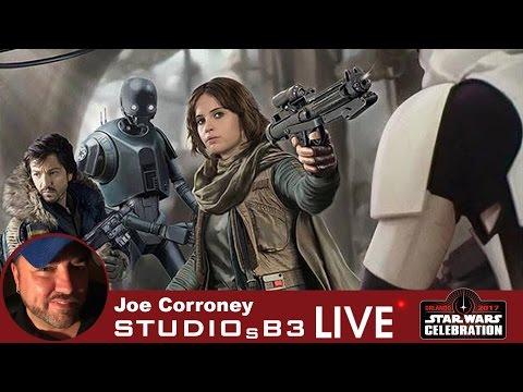 Star Wars artist interview with Joe Corroney
