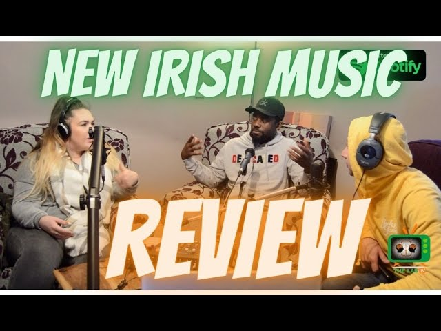 The Labtv Ireland Podcast EP6 | New Music Review | TheLastPoetZen And Tolu Makay Albums