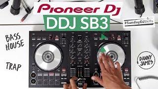 Pioneer DDJ SB3 - Bass House vs Trap Mix - #SundayDJSkills