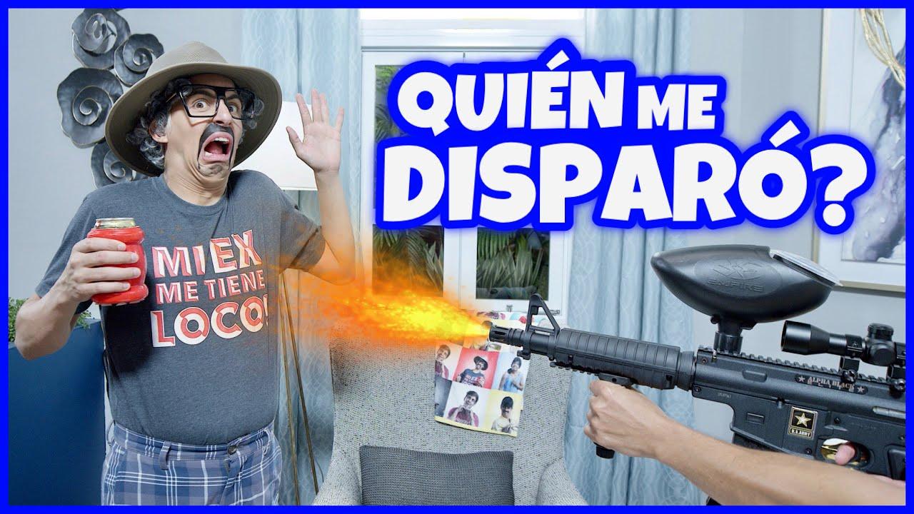 Daniel El Travieso - Alguien Me Disparó Con Una Gotcha! (TEMPORADA 2. - EPISODIO 18)