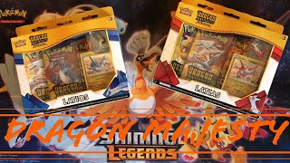 Pokémon DRAGON MAJESTY Opening LATIOS & LATIAS