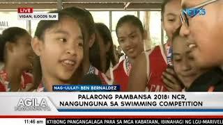 Palarong Pambansa 2018   Calabarzon, bagong kampeon sa volleyball girls elementary